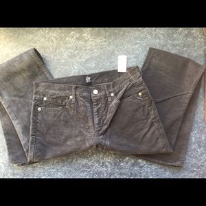 Gap perfect bootcut cords 6R
